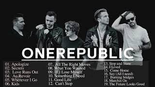 Best Songs Of Onerepublic 2019 - Onerepublic Greatest Hits Playlist