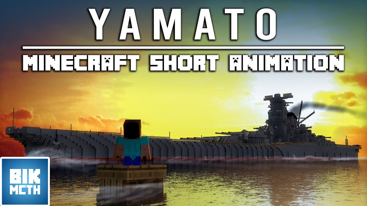 Minecraft - Short Animation