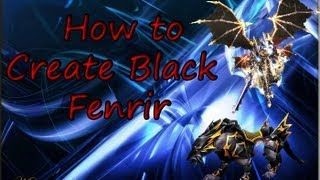 مو على الانترنت كيفية إنشاء الأسود فنرير