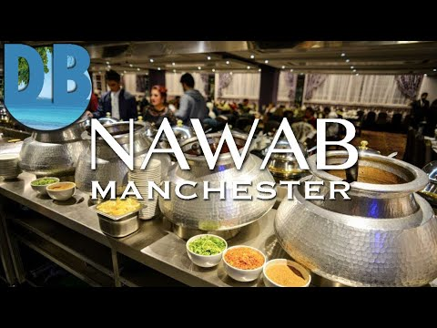Royal Nawab Restaurant Manchester, biggest buffet in uk