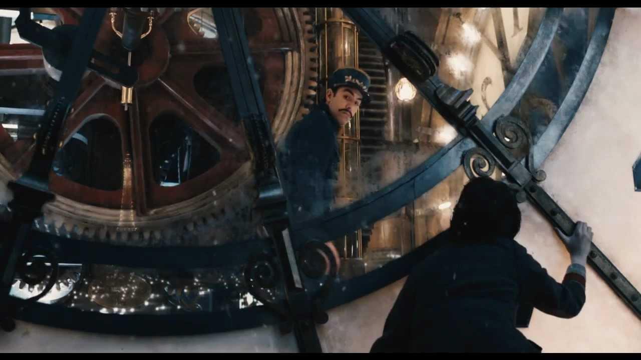 Hugo Cabret 3D (Martin Scorsese) - Trailer ufficiale italiano