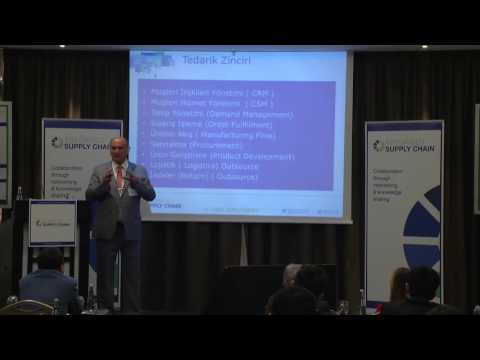 TESISQUARE speech at the ISC - Integrated Supply Chain Turkey 2016