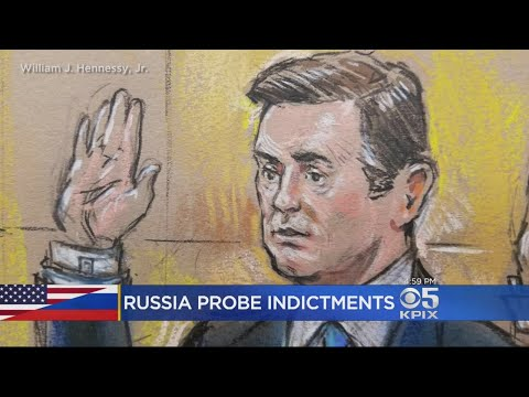 Paul Manafort Pleads Not Guilty To 12 Charges After FBI Indictment