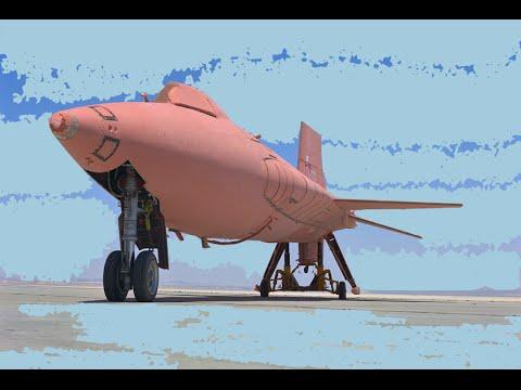 NASA's Pink X-15