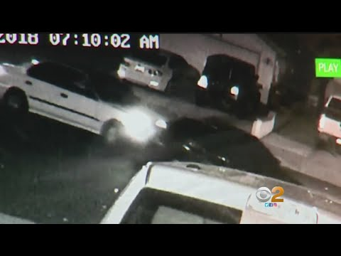 String Of Car Thefts In Moreno Valley May Be Connected