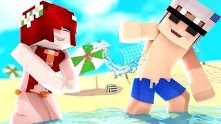 beach party minecraft school minecraft roleplay