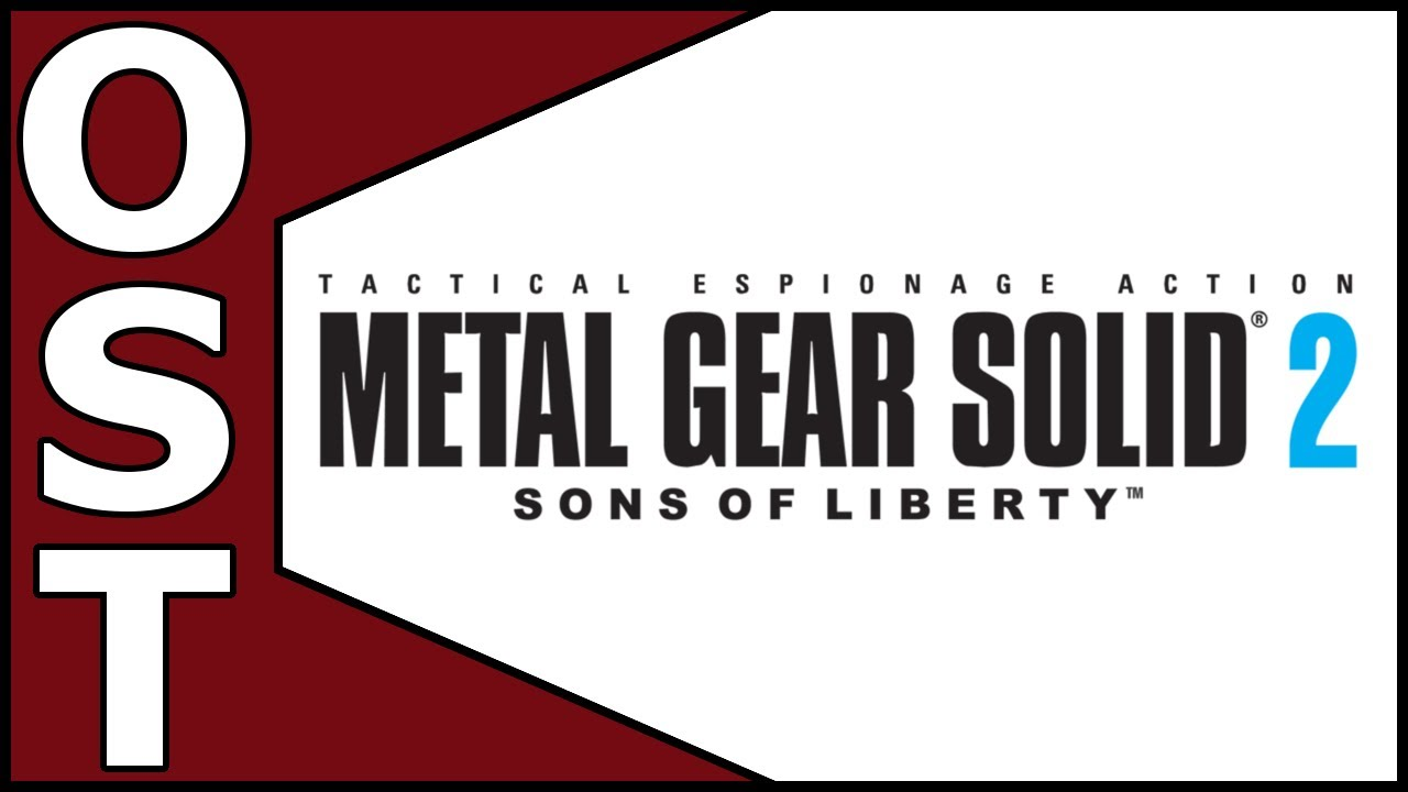 Metal Gear Solid 2: Sons of Liberty OST ♬ Complete Original Soundtrack