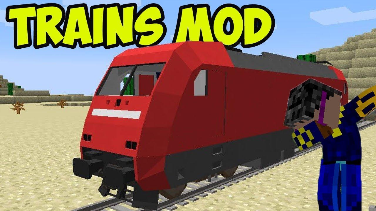 minecraft train mod download 1.12.2