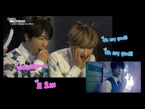 [Self MV Reaction] MPD&SuperJuniorD&E-너는 나만큼(Growing Pains)