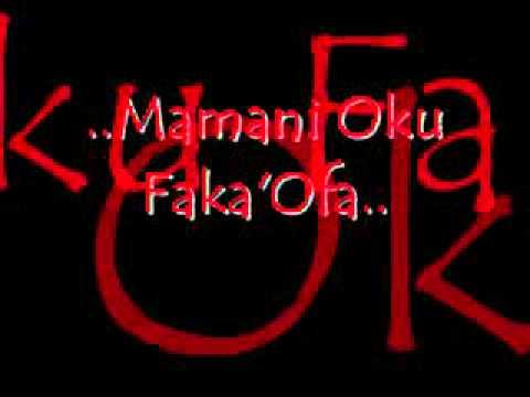Mamani oku faka'ofa