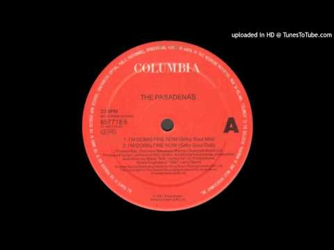 The Pasadenas~I'm Doing Fine Now [Hurley's Silky Soul Mix]