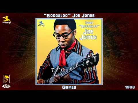 Ivan Boogaloo Joe Jones - Games (CD Version) [Soul-Jazz - Jazz-Funk] (1968)