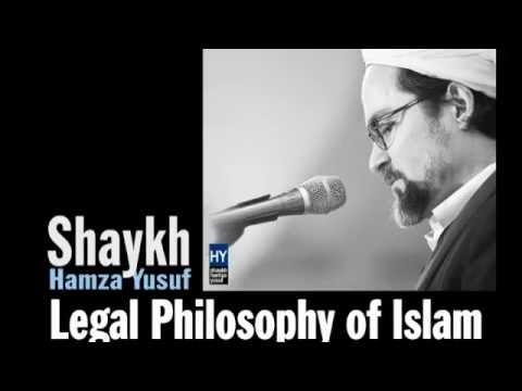 Legal Philosophy of Islam (7 of 13) - Shaykh Abdullah bin Bayyah + Shaykh Hamza Yusuf (2000)