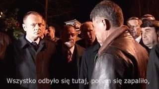 Rozmowa premierów RP i FR po Katastrofie Smoleńskiej