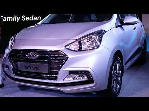 2017 Hyundai Xcent Facelift Walkaround