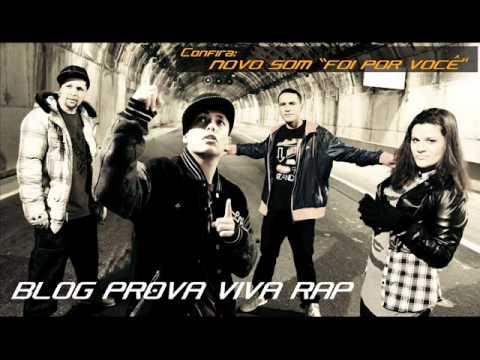 Rap Gospel Prova Viva  Foi por Você