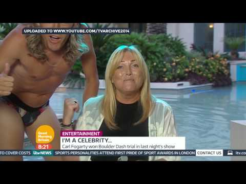 [HD] Jimmy Bullard interrupts interview on Good Morning Britain
