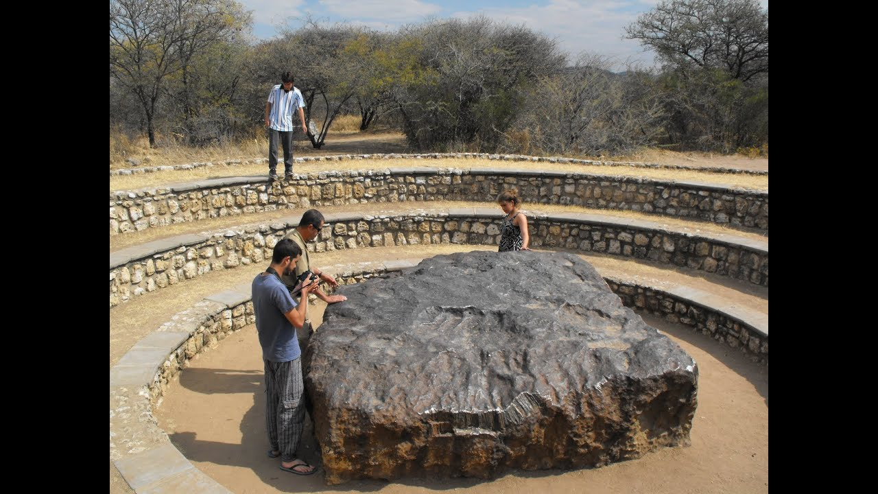 hoba meteorite 80 000years ago google earth maps   youtube