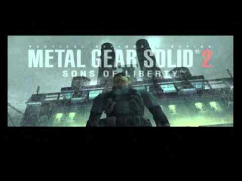 Metal Gear Solid 1,2, and 3 Voices and Some Sounds