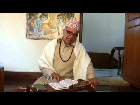"""""""DIBYA PARAMDHAM MA MAA PREM KO SAMBAD""""!! KRISHNA PRANAMI BHAJAN !!NEPALI"""