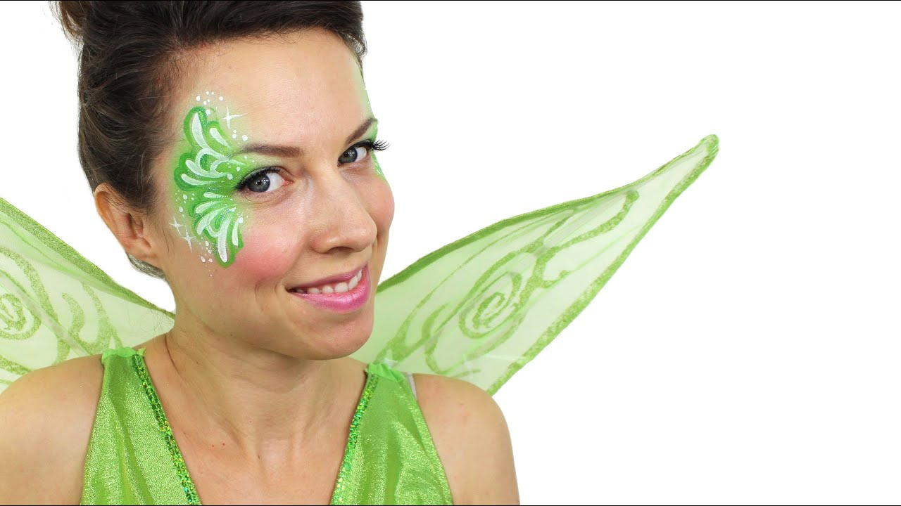 Gallery For gt Tinkerbell Makeup Ideas