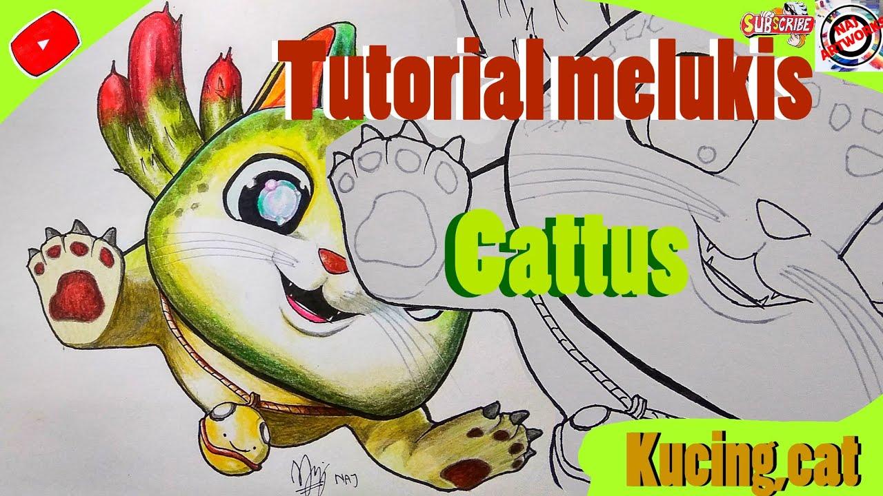 Gambar Kucing Cattus Boboiboy godean.web.id