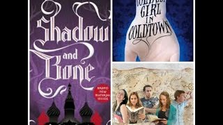 Coldest Girl in Coldtown + Shadow and Bone Liveshow