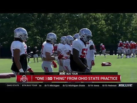 One Big Thing: Ohio State