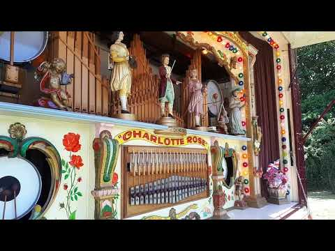 69 Keyless Dean Concert Organ Charlotte Rose Part 1