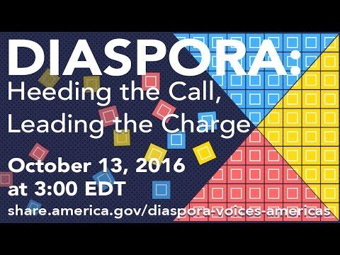 Diaspora Voices: Latino and Caribbean Diaspora in the U.S.