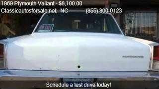 1969 Plymouth Valiant  - for sale in , NC 27603 #VNclassics