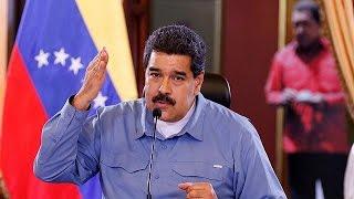 فيديو.. الحكومة الفنزويلية تأمر بالتحكم في مصنع شركة أمريكية