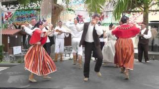 Madeira - Traditional dance