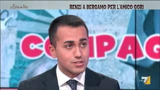 L'aria che tira - Di Maio vs Civati - Puntata 21/05/2014