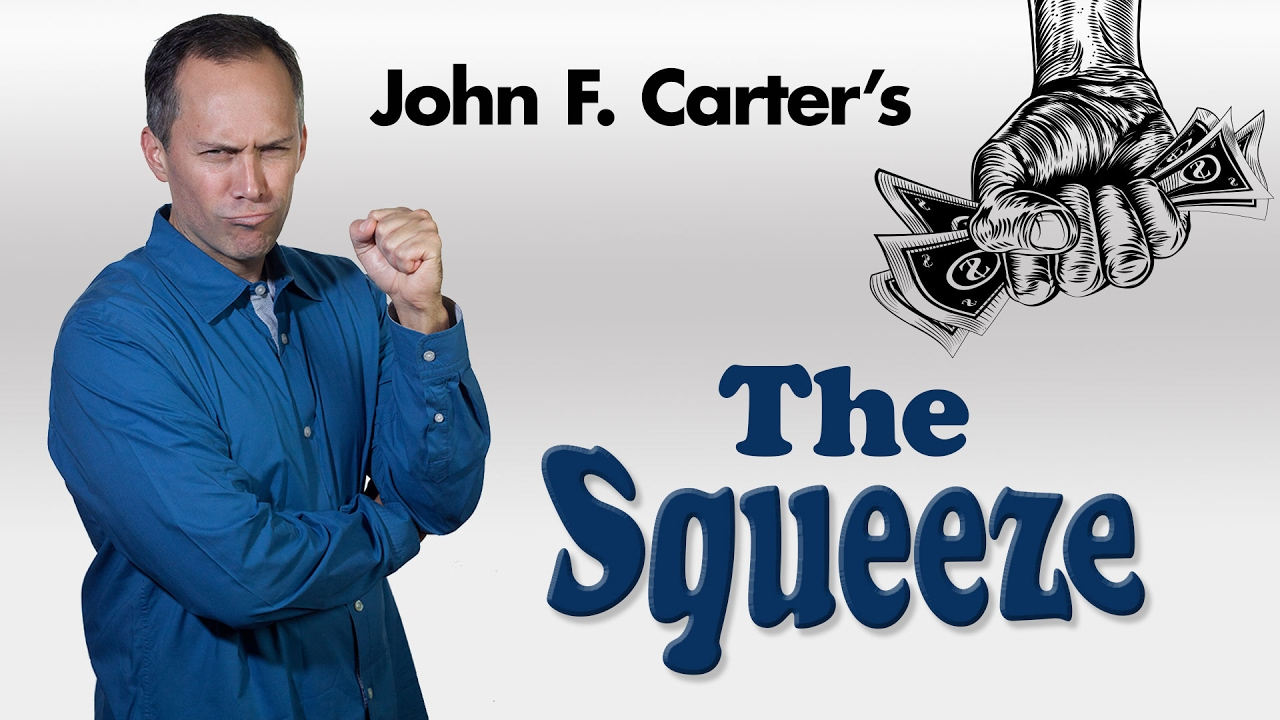 The Squeeze By John F Carter Youtube