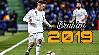 Brahim Diaz Brilliant Start for Real Madrid! ●Insane Skills & Goals 2019 HD 🇪🇸