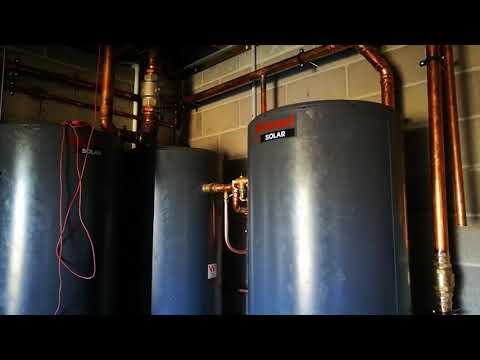 PLUMBING :solar hot water