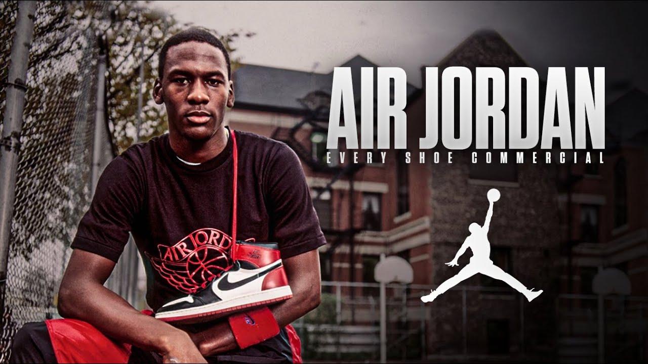Air Jordan Commercials 1986 2020 Youtube