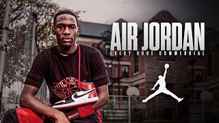 Air Jordan Commercials (1986-2020)