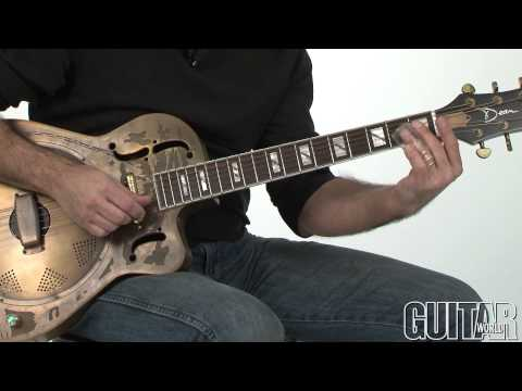 In Deep with Andy Aledort - How to Play Slide Guitar in Open G Mp3