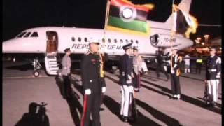 1109 Malawi President Bingu wa Mutharika Seoul arrival