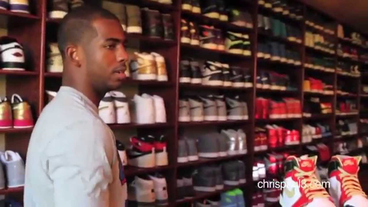 Chris Pauls Jordan Collection Sneaker