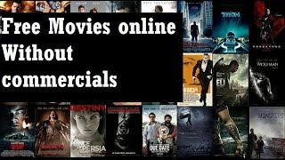 Free Movies online (2018) Without Ads, No Download, No Account Required