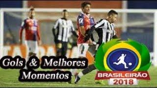 Paraná x Botafogo - Gols & Melhores Momentos Brasileirão Serie A 2018 18ª Rodada