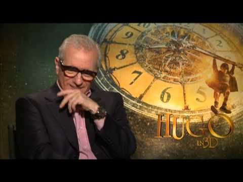 Martin Scorsese Interview for HUGO