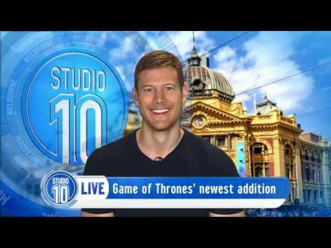 Tom Hopper Talks 'Game Of Thrones'