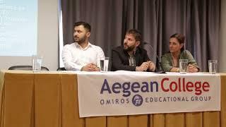 Το Aegean College τιμά την Παγκόσμια Ημέρα Ψυχικής Υγείας με Ημερίδα Ψυχολογίας