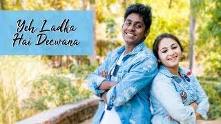 Yeh Ladka Hai Deewana (Kuch Kuch Hota Hai) | Dance Choreography | Natya Social