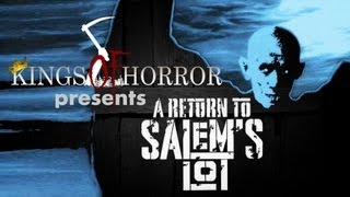Kings of Horror Ep. 13 - A RETURN TO SALEM'S LOT (1987)