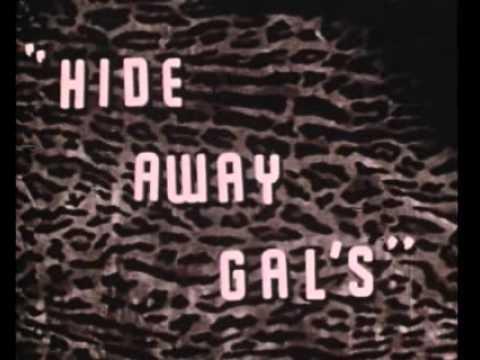 A History of the Blue Movie (clip, vintage striptease).avi